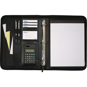 "Executive 1"" Double Booster Ring Binder"