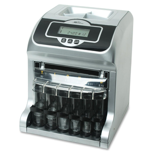 Two-Row Digital Coin Sorter