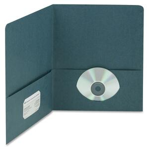 100% Recycled Two-Pocket File Folder 87900