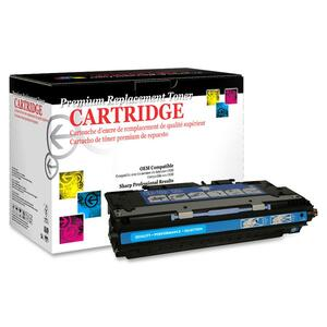 West Point Products Toner Cartridge - Remanufactured for HP (Q2671A) - Cyan WPP200053P