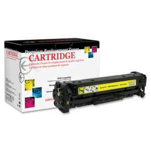 West Point Products Toner Cartridge - Remanufactured for HP (CC532A) - Yellow WPP200129P