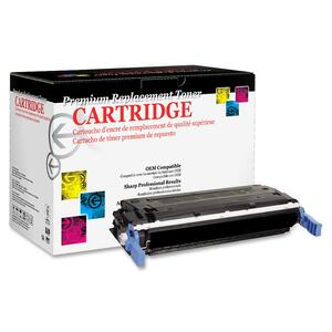 West Point Products Toner Cartridge - Remanufactured for HP (C9720A) - Black WPP200165P
