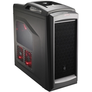 Cooler Master CM Storm Scout 2 ATX Tower Case Gunmetal Gray 3X5.25 7X3.5INT 2XUSB3.0 Audio No PSU