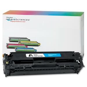 Media Sciences 40912/13/14/15 Toner Cartridges MDA40913