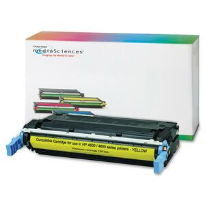 Media Sciences 40996/97/98/99 Toner Cartridges MDA40999