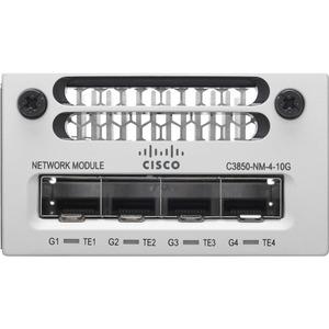 CISCO CATALYST 3850 4X10GE NETWORK MODULE