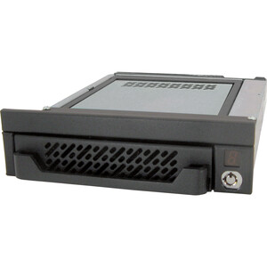"CRU Data Express DE75 Drive Bay Adapter - Internal - 1 x Total Bay - 1 x 3.5"" Bay"