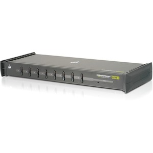 IOGEAR Miniview Ultra+ 8-Port KVM Switch