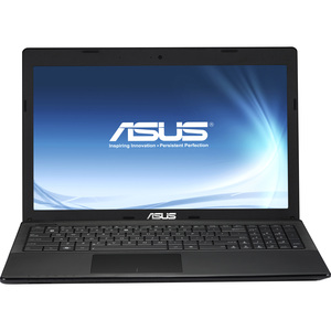 Asus X55A-DS91 15.6&quot; LED Notebook - Intel Pentium 2.40 GHz - Black - 4 GB RAM - 500 GB HDD - DVD-Writer - Intel Graphics Media Accelerator HD Graphics - Genuine Windows 8 64-bit - 1366 x 768 Display - Bluetooth
