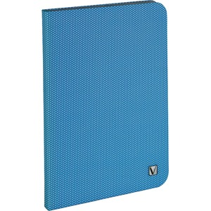 Verbatim Carrying Case (Folio) for iPad mini - Aqua Blue VER98100