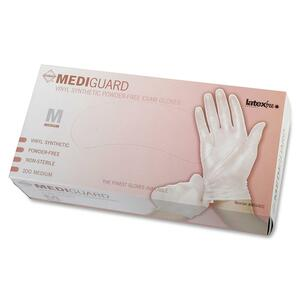 Medline MediGuard Pwdr-free Exam Gloves MIIMSV402R