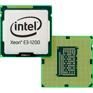 Intel Xeon E3 1220 V2 Quad Core 3.1GHZ LGA1155 8MB 5 GT/S 69W Carlow Processor for Supermicro