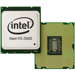 Intel Xeon E5 2680 8 Core 2.7GHZ LGA2011 20MB 8GT/S 130W Romley Processor for Supermicro