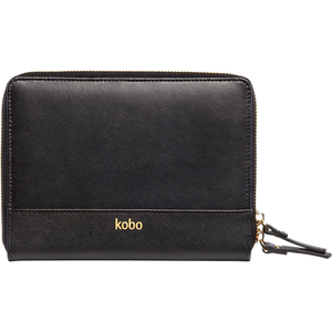 Kobo Carrying Case (Folio) for Digital Text Reader - Onyx N204-KBO-1BK