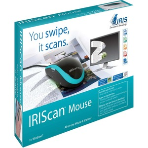 IRIS - GMP IRISCAN MOUSE USB 2.0 YOU SWIPE IT SCANS