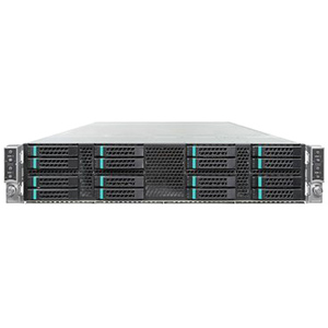 Intel System Cabinet - Rack-mountable - 2U - 16 x Bay - 1.60 kW