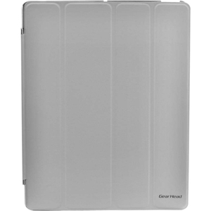 Gear Head FS4100GRY Carrying Case (Portfolio) for iPad - Gray