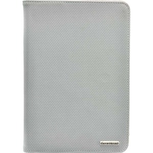 Gear Head Slim FS3200GRY Carrying Case (Portfolio) for iPad mini - Gray Honeycomb