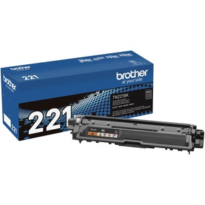 Brother Toner Cartridge - Black BRTTN221BK