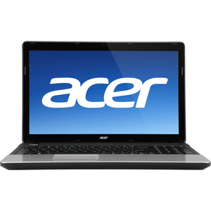 "Acer Aspire E1-571-32344G50Mnks 15.6"" LED Notebook - Intel Core i3 2.30 GHz - 4 GB RAM - 500 GB HDD - DVD-Writer - Intel HD 3000 Graphics - Genuine Windows 7 Home Premium 64-bit - 1366 x 768 Display"