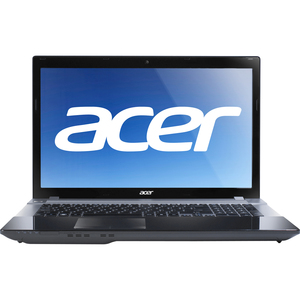 "Acer Aspire V3-731-B964G50Maii 17.3"" LED Notebook - Intel Pentium 2.20 GHz - 4 GB RAM - 500 GB HDD - DVD-Writer - Intel Graphics Media Accelerator HD Graphics - Genuine Windows 7 Home Premium 64-bit - 1600 x 900 Display - Bluetooth"