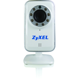 Zyxel IPC1165N Surveillance/Network Camera - Color - Cable, Wireless - Wi-Fi