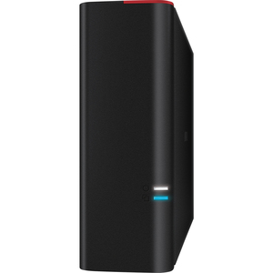 Buffalo DriveStation DDR HD-GDU3 3 TB External Hard Drive - Desktop - 1 Pack - Black - USB 3.0 - SATA - 7200 rpm - 1 GB Buffer