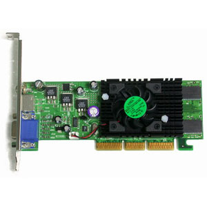 Jaton 3DForceFX 5200 Video Accelerator