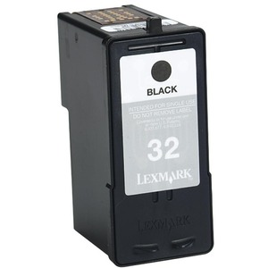 Lexmark Black Ink Cartridge LEX18C0533