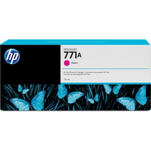 HP 771A Ink Cartridge - Magenta HEWB6Y17A