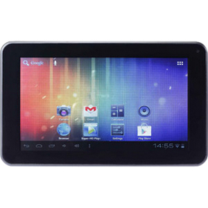 "Dopo D7015 4 GB Tablet - 7"" - Wireless LAN - ARM Cortex A8 1.20 GHz - Black D7015"