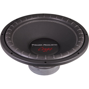 Power Acoustik Crypt CW2-124 Woofer - 850 W RMS - 4 Ohm