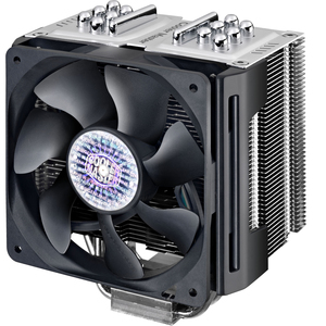 "Cooler Master TPC 812 Cooling Fan/Heatsink - 1 x 4.72"" - 2400 rpm Long Life Sleeve Bearing"
