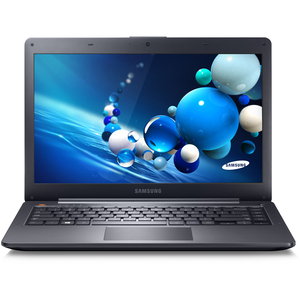 "Samsung ATIV Book NP540U4E 14"" LED Notebook - Intel Core i5 1.80 GHz - Black - 4 GB RAM - 500 GB HDD - Intel HD 4000 Graphics - Genuine Windows 8 64-bit - 1366 x 768 Display - Bluetooth"