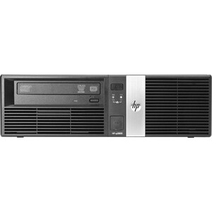 HP rp5800 Retail System - Intel Core i3 3.30 GHz - 4 GB DDR3 SDRAM - 500 GB HDD SATA - Genuine Windows 7 Professional