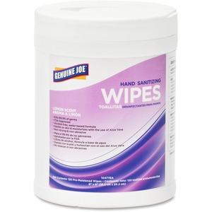 120 Count Hand-sanitizing Wipes