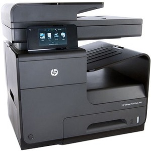 HP Officejet Pro X576 X576DW Inkjet Multifunction Printer - Color - Plain Paper Print - Desktop HEWCN598A