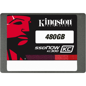 "Kingston SSDNow KC300 480 GB 2.5"" Internal Solid State Drive - SATA"