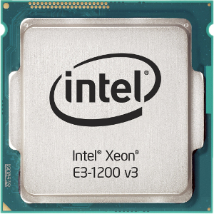 Intel Xeon E3 1220V3 4 Core 3.1GHZ LGA1150 8MB 80W 5GT/S Processor