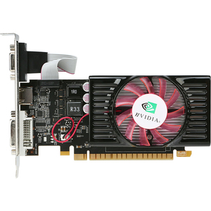 MSI N630-1GD3/LP GeForce GT 630 Graphic Card - 810 MHz Core - 1 GB DDR3 SDRAM - PCI Express 2.0 x16 - Low-profile - 1000 MHz Memory Clock - 2560 x 1600 - DirectX 11.1, OpenGL 4.2 - HDMI - DVI - VGA