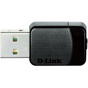D-Link DWA-171 IEEE 802.11ac - Wi-Fi Adapter for Computer/Notebook DWA-171