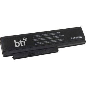 BTI Laptop Battery for Lenovo IBM ThinkPad X220 4291 - 5600 mAh - Lithium Ion (Li-Ion) - 10.8 V DC