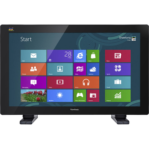 VIEWSONIC - LCD 32IN W8 CERTIFIED 10POINT TOUCH MONITOR VGA DVI COM 3000:1