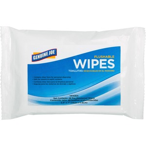 Flushable Personal Cleansing Wipes