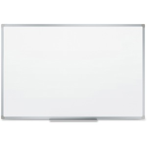 Mead Dry-Erase Board with Marker Tray MEA85356