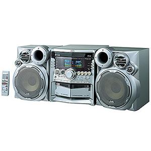 Jvc Mxka6 Mini Hi Fi System Product Overview What Hi Fi