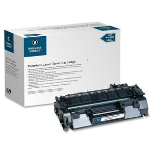 Business Source Toner Cartridge - Remanufactured for HP (CF280A) - Black BSN38728