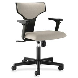 Basyx by HON T-shaped Back Task Chair w/Arm BSXVL258NW35