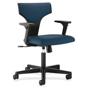 Basyx by HON T-shaped Back Task Chair w/Arm BSXVL258NW90