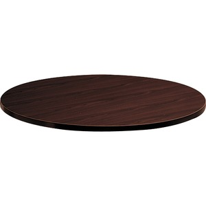HON Mahogany Round Laminate Table Top HONTLD42GNNN